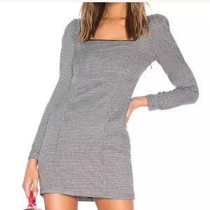 L'ACADEMIE Lila Mini Dress